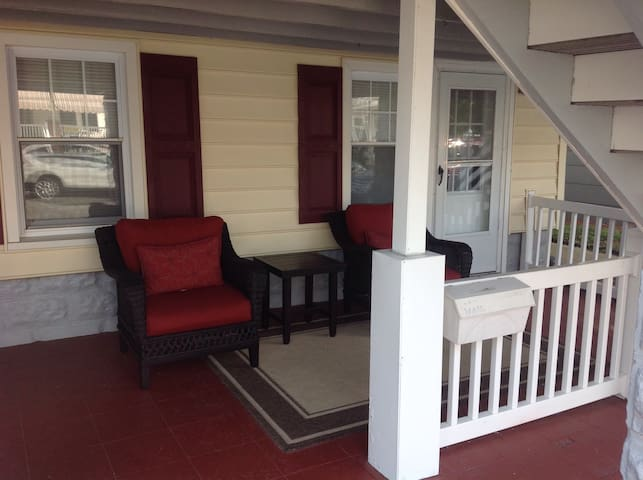 1BR cozy, sleeps 4, close to beach. - Ocean City - Departamento