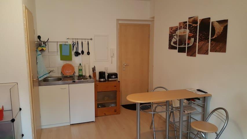 One Room Studio Apartment Citycente - Würzburg - Квартира
