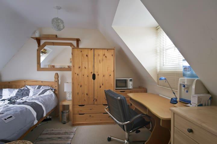Comfortable affordable room - Nottingham - Huis