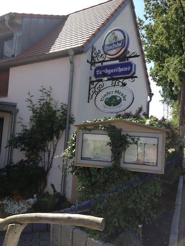 FeWo Andreas mit kostenfreiem WLAN - Zirndorf - Daire