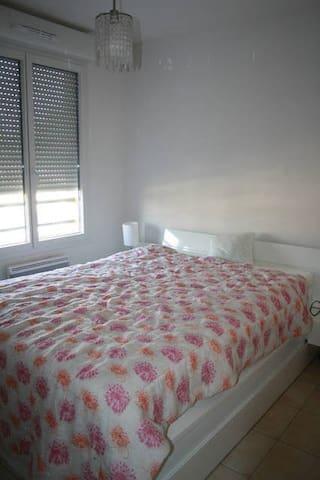 Chambres à la campagne espace privé - Meauzac - Hus