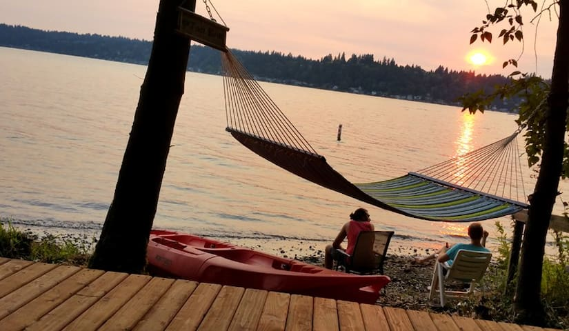 QUIET, ADULT Get Away with Private, Lake Access - 瑟馬米甚(Sammamish)
