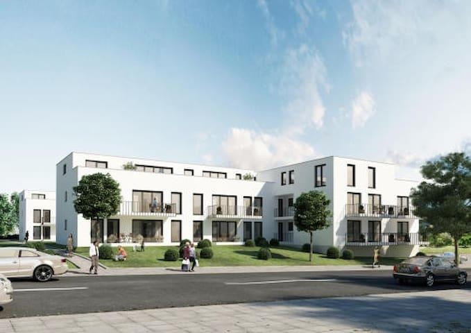 Exklusive Penthouse-Wohnung - Giessen - Appartement
