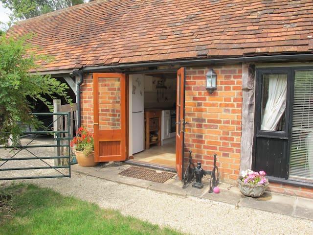 Magical farm cottage in Oxfordshire - Blewbury - Lägenhet