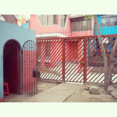 """House near Lima airport"" - Ventanilla - Haus"