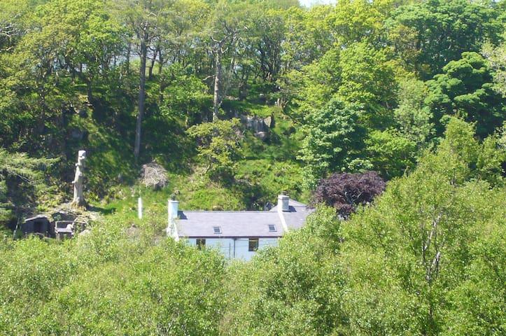 Spacious house with mountain views - Caernarfon