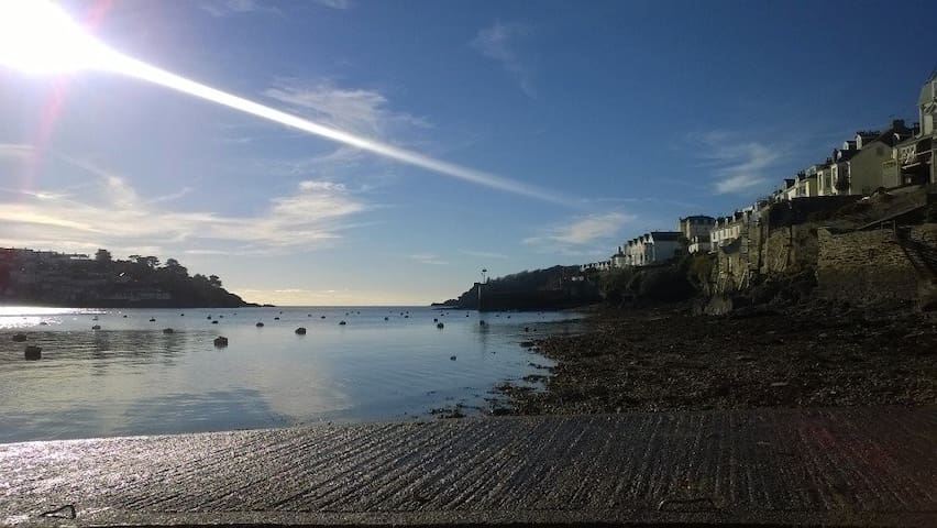 Lovely Fowey Room - Parking included in price. - Fowey - Appartement