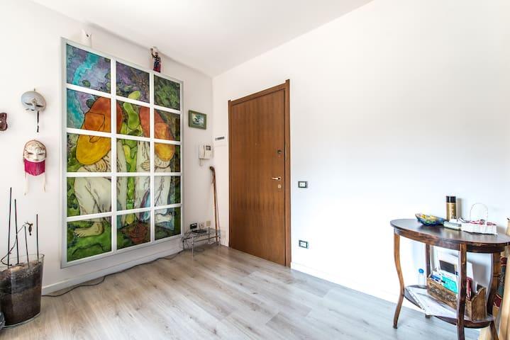 Little flat in Bergamo - Bergamo - Apartament